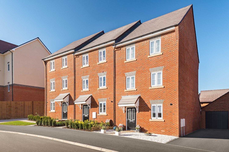New Build Homes in Wokingham