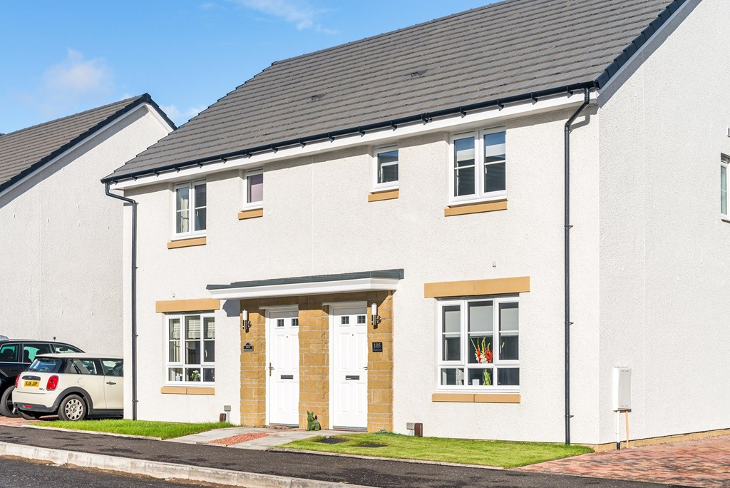 New Build Homes in Wallyford
