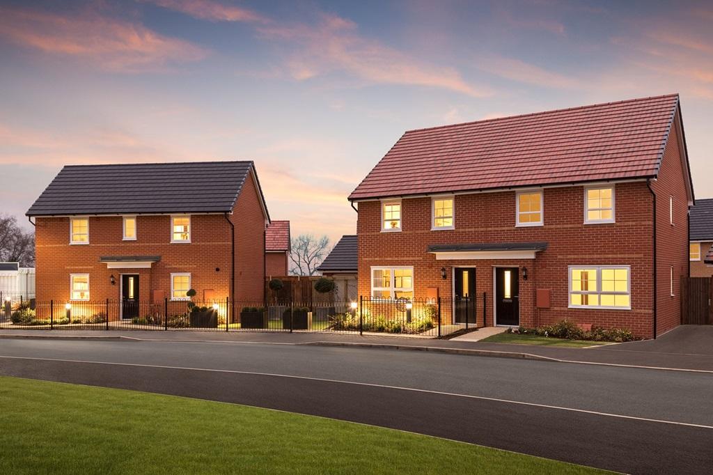 New Build Homes in Watton