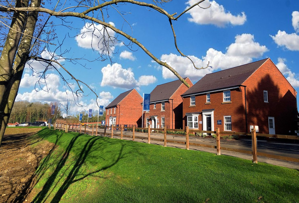 New Build Homes in Bishops Itchington