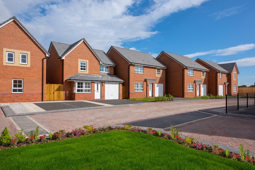 New Build Homes in New Rossington