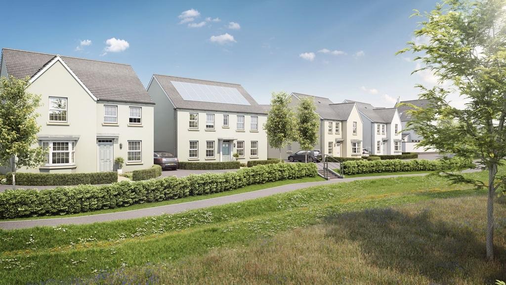 New Build Homes in Tavistock