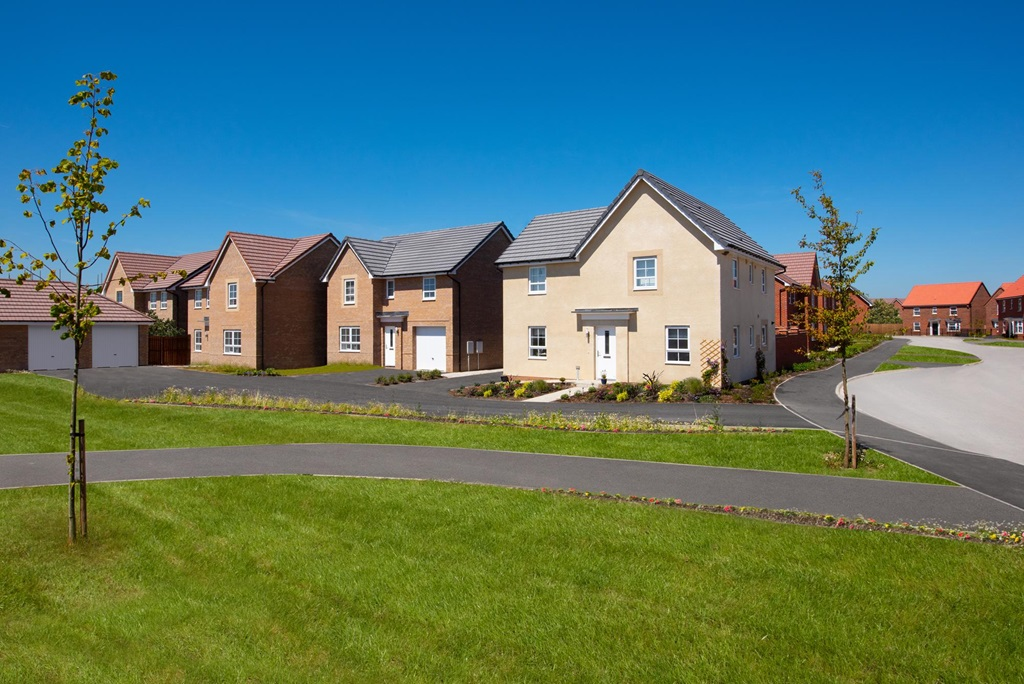 New Build Homes in Barlby