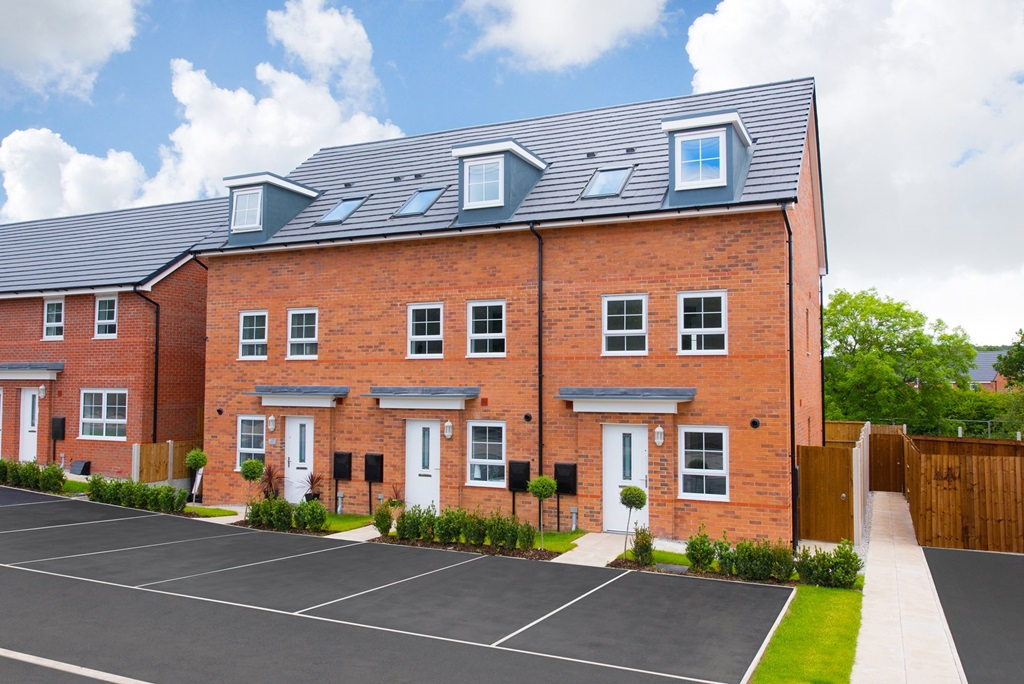 New Build Homes in Rochdale