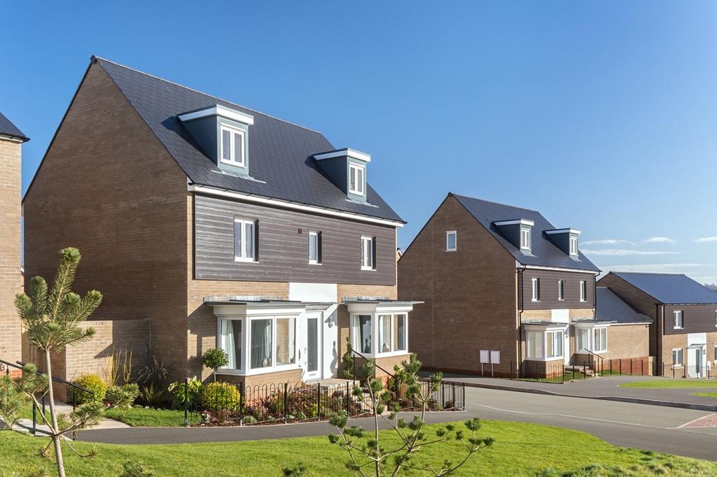 New Build Homes in Yeovil