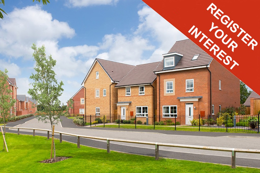 New Build Homes in Leicester