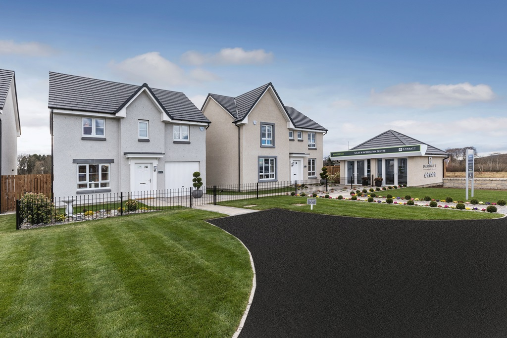 New Build Homes in Culloden