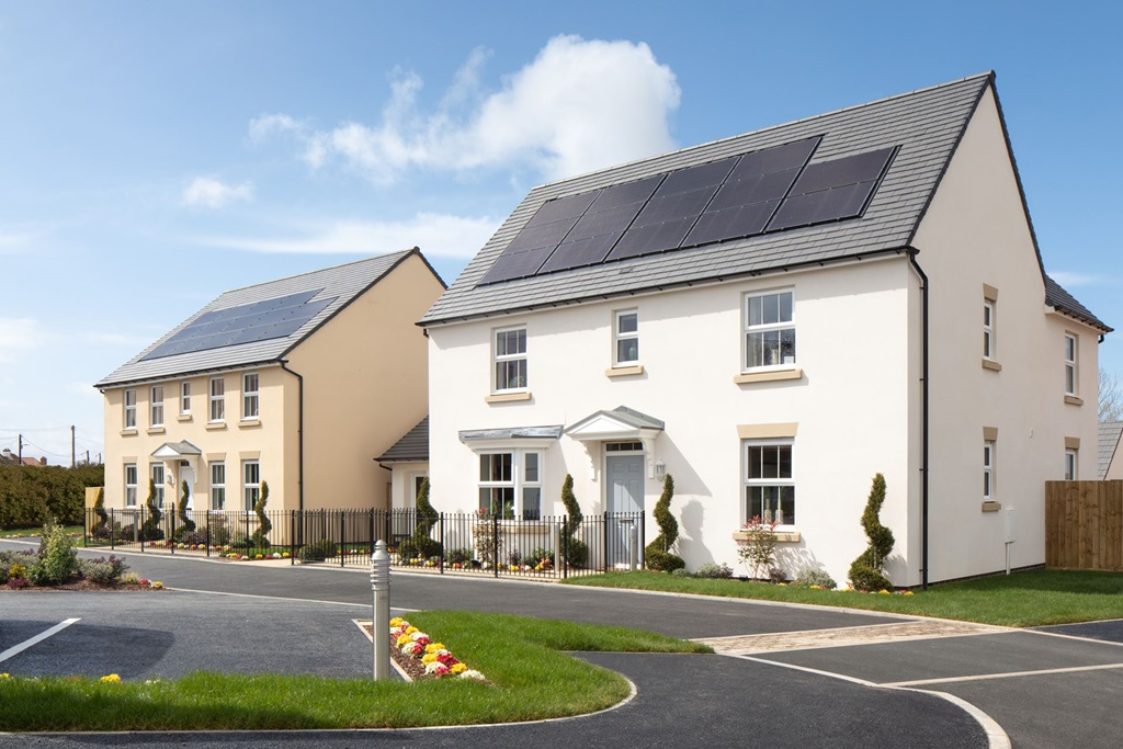 New Build Homes in Yelland