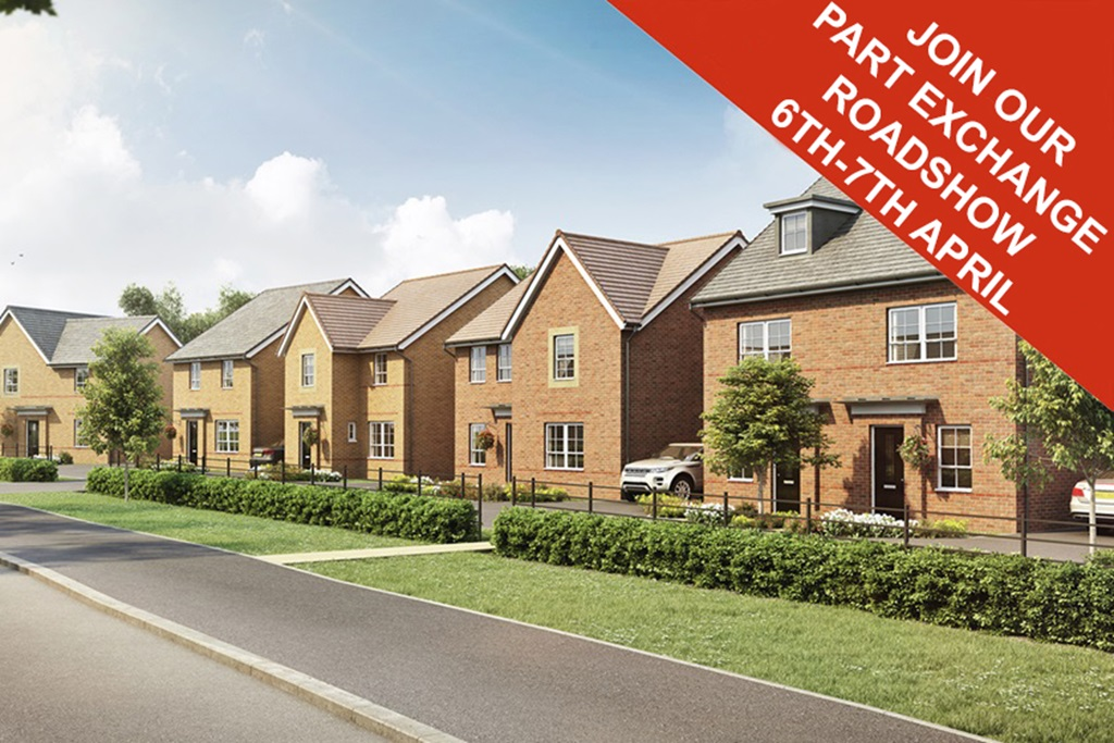 New Build Homes in Mansfield