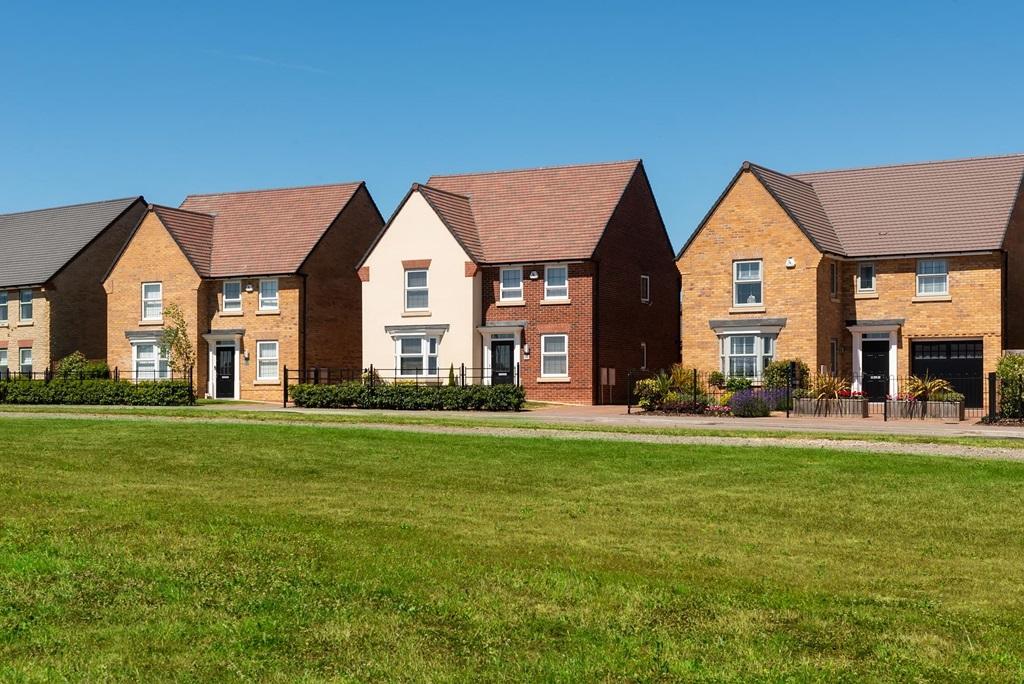 New Build Homes in Weldon