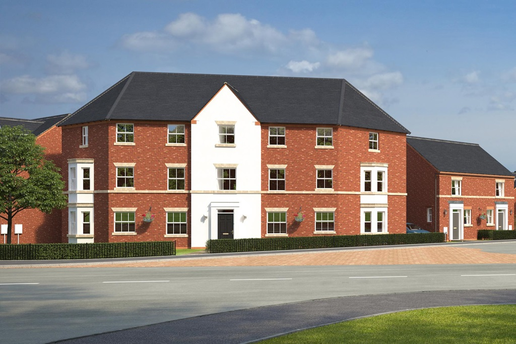 New Build Homes in Liverpool