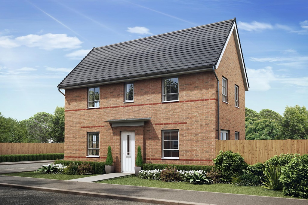 New Build Homes in Loughor
