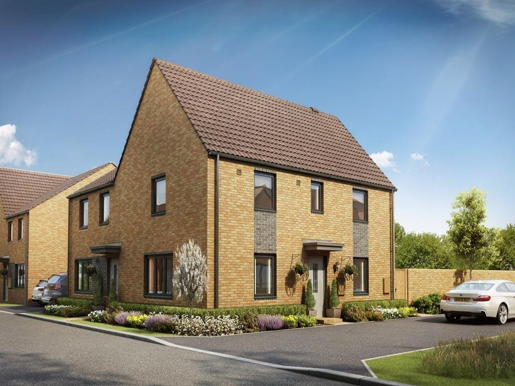 New Build Homes in North Yate