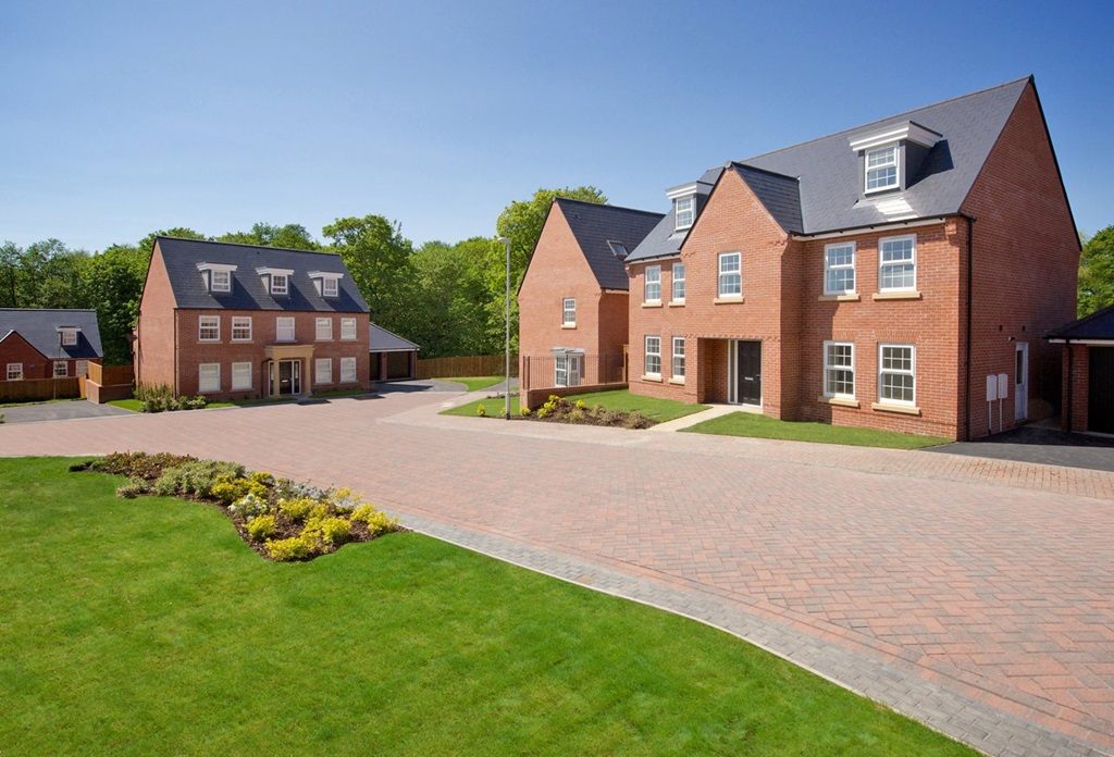 New Build Homes in Adel