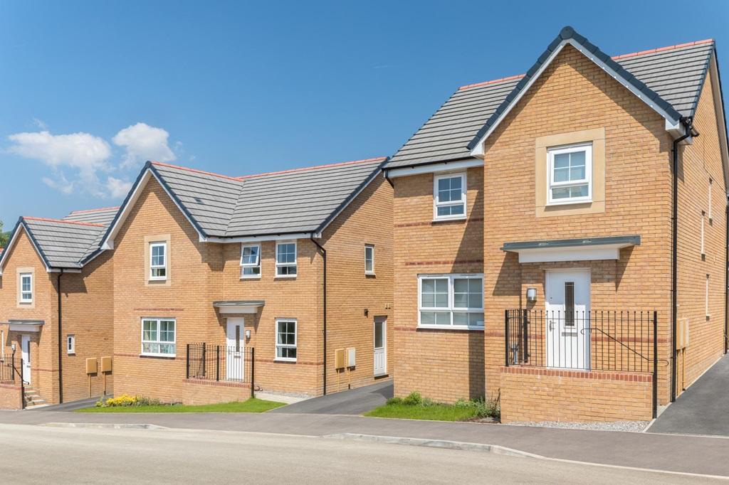 New Build Homes in Gorseinon