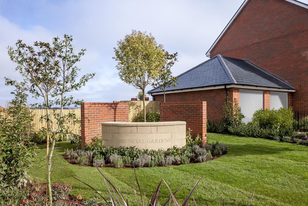 New Build Homes in Aldershot