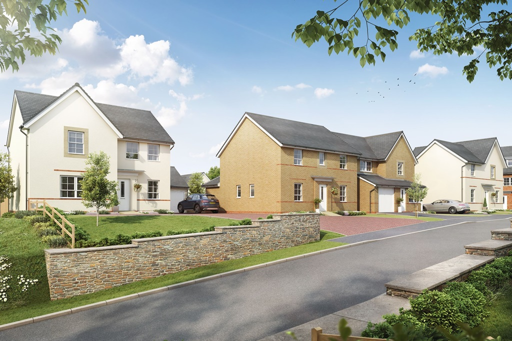 New Build Homes in Boverton