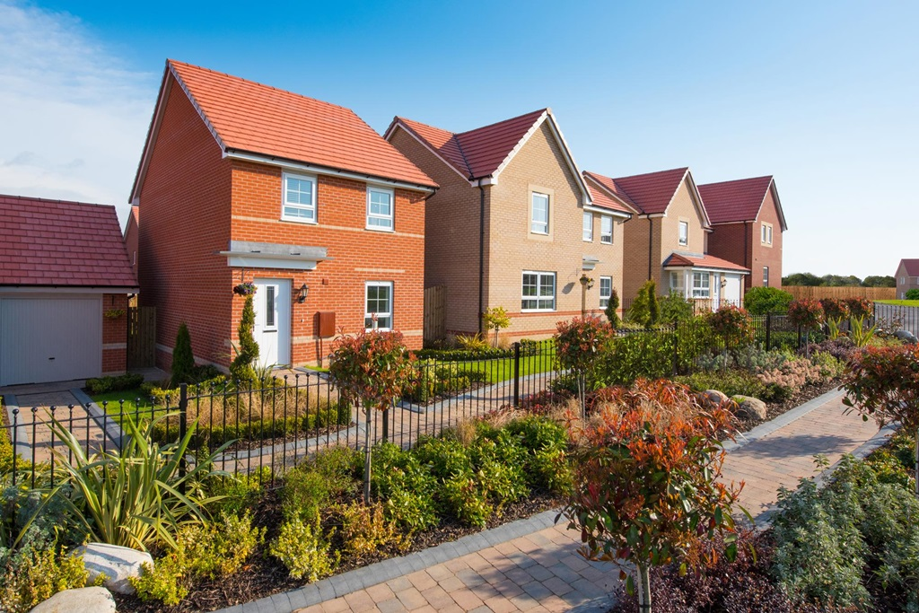 New Build Homes in Pontefract