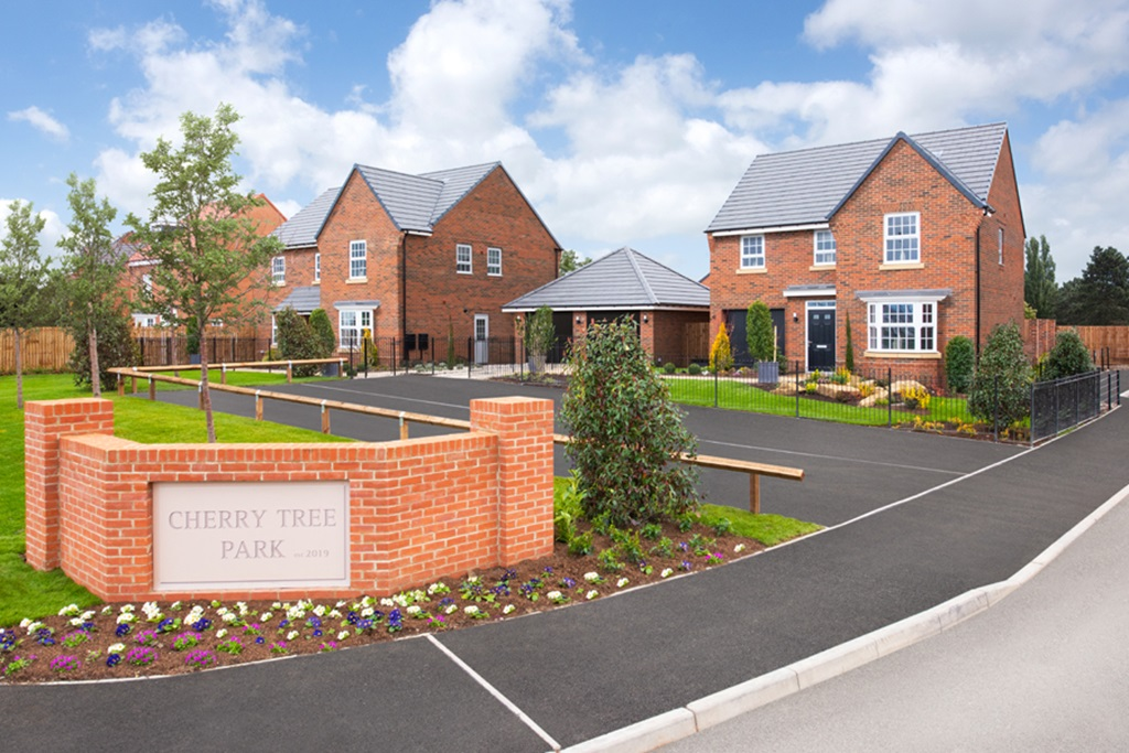 New Build Homes in Ryhope