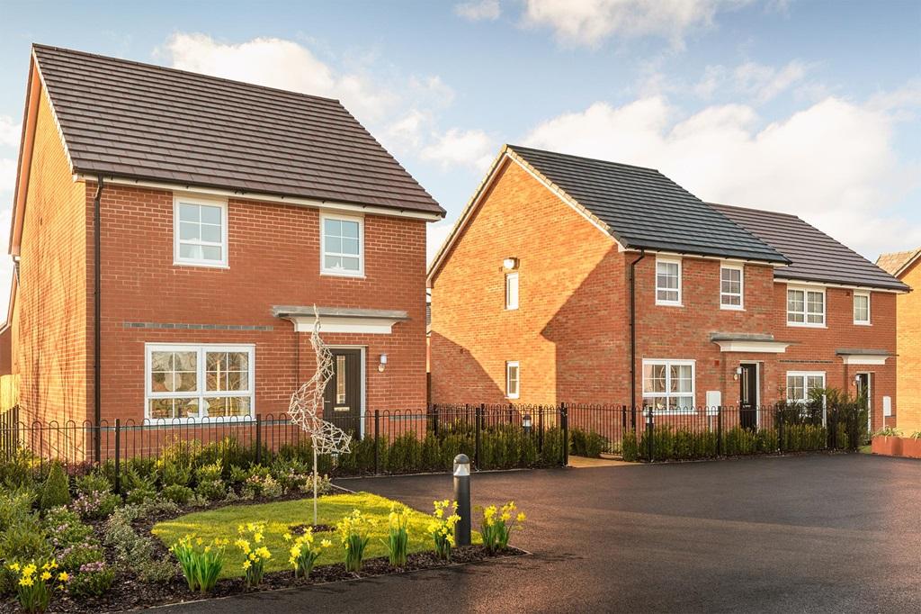 New Build Homes in Felixstowe