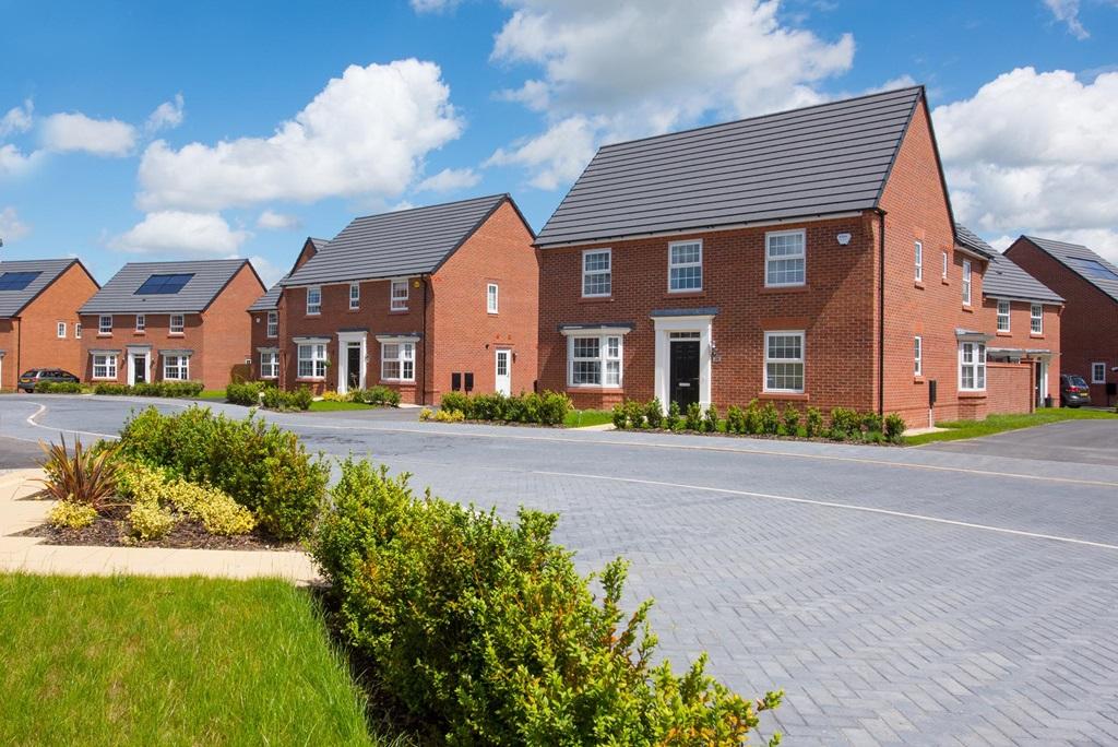 New Build Homes in Sandymoor