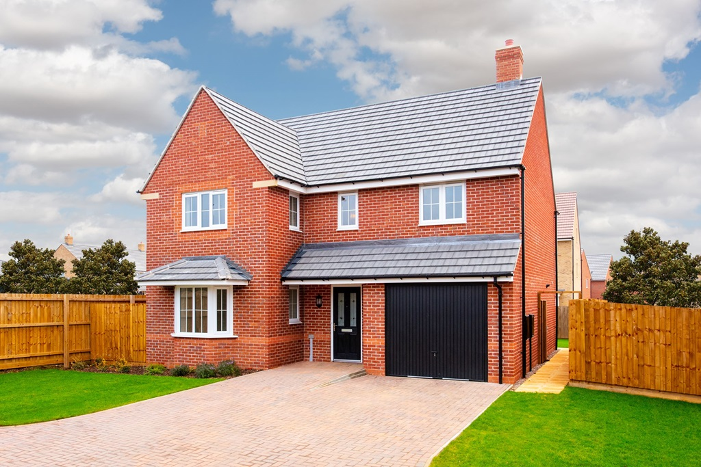 New Build Homes in Brixworth