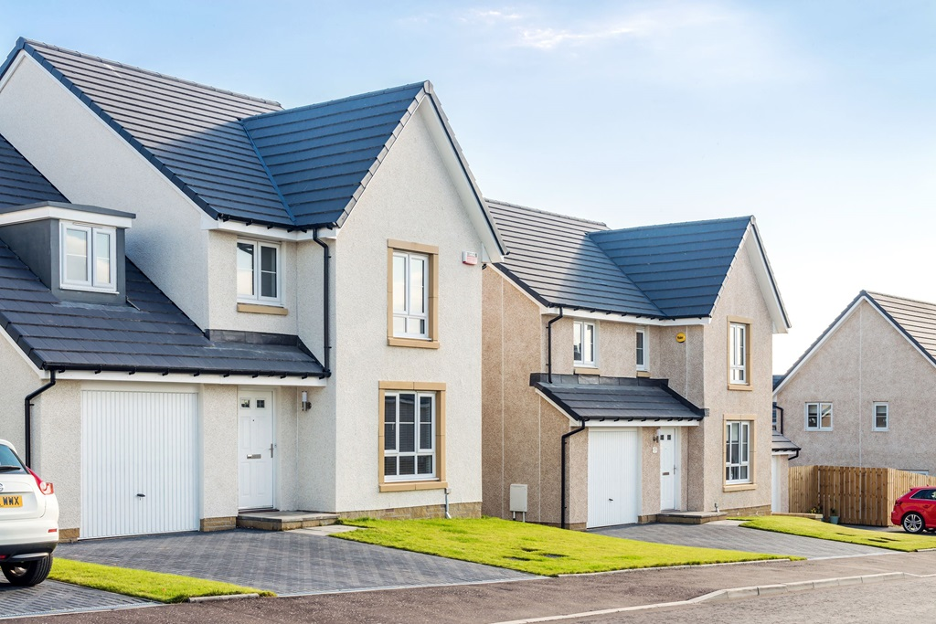 New Build Homes in Cumbernauld