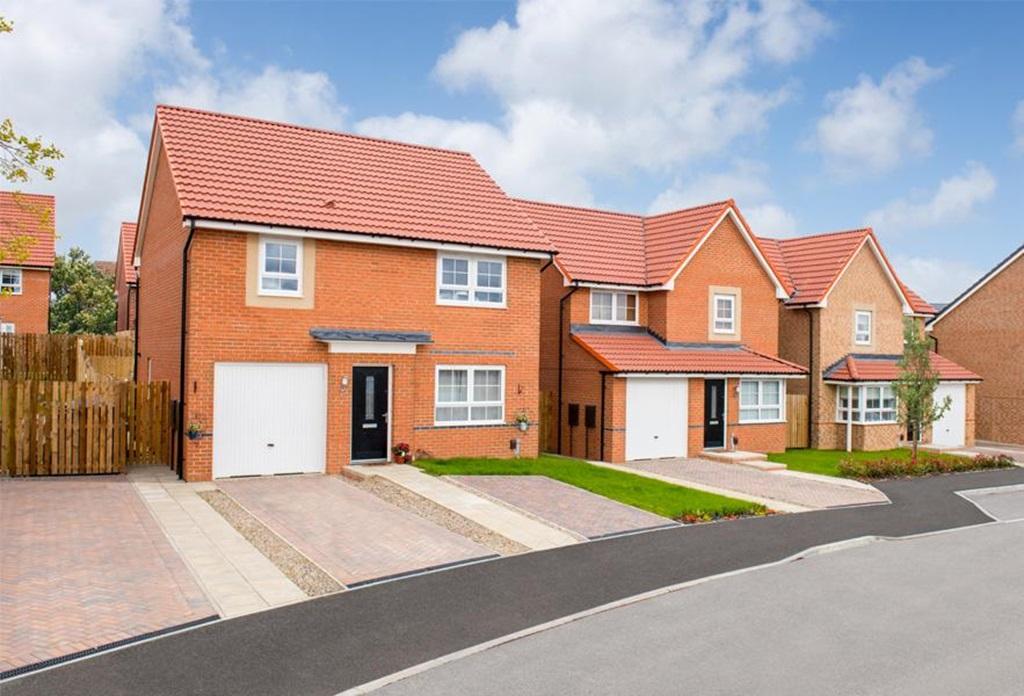New Build Homes in Blakelaw