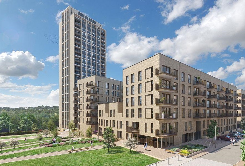 New Build Homes in Hendon