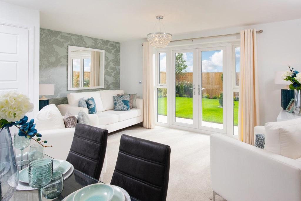 New Build Homes in Prescot