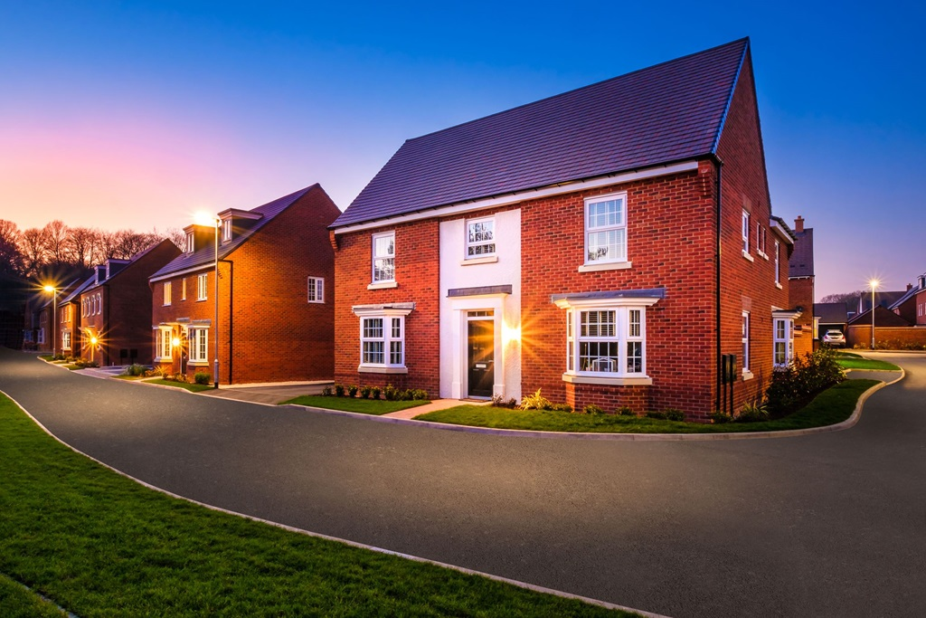 New Build Homes in Doseley
