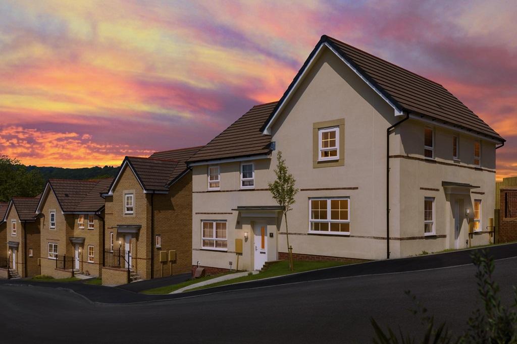 New Build Homes in Radyr