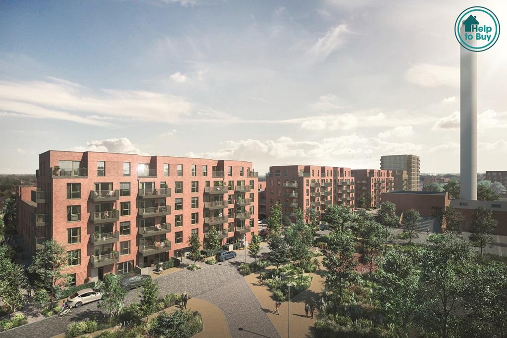 New Build Homes in Harrow