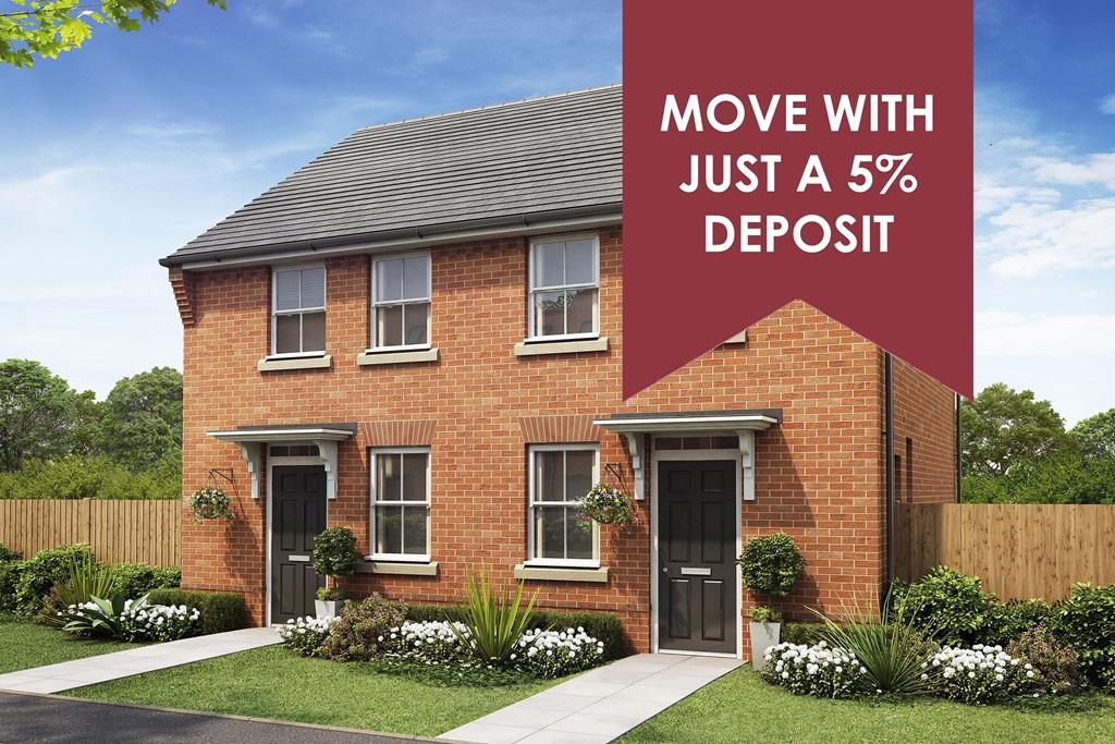 New Build Homes in Lichfield