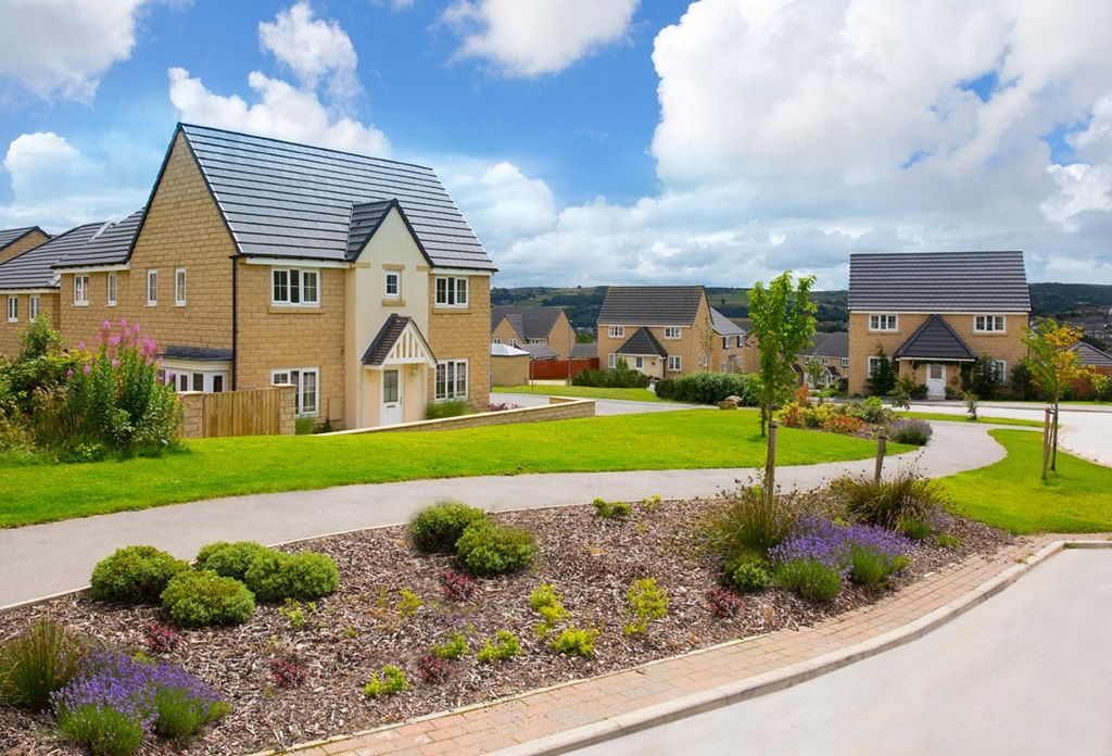 New Build Homes in Keighley