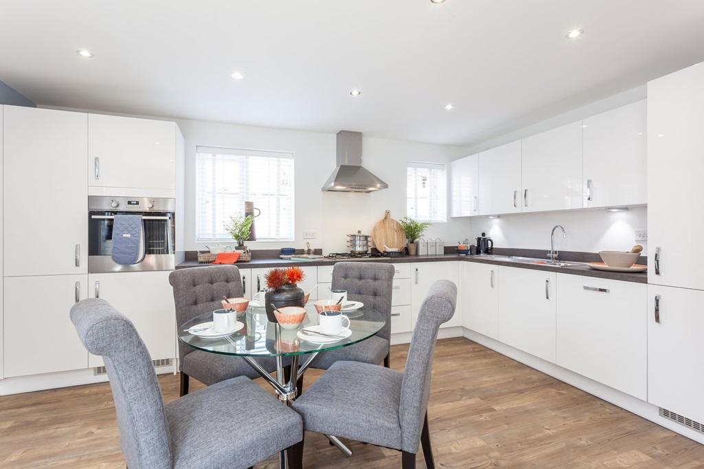 New Build Homes in Shavington