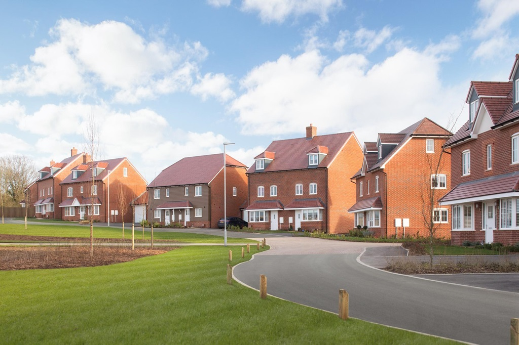 New Build Homes in Henfield