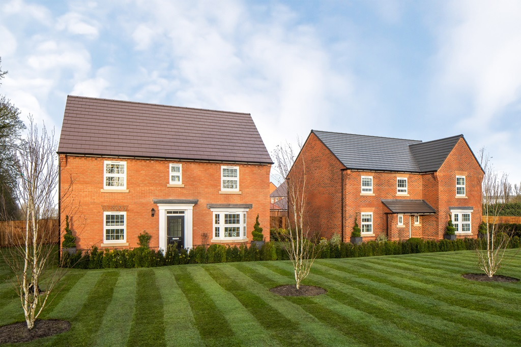 New Build Homes in Grove
