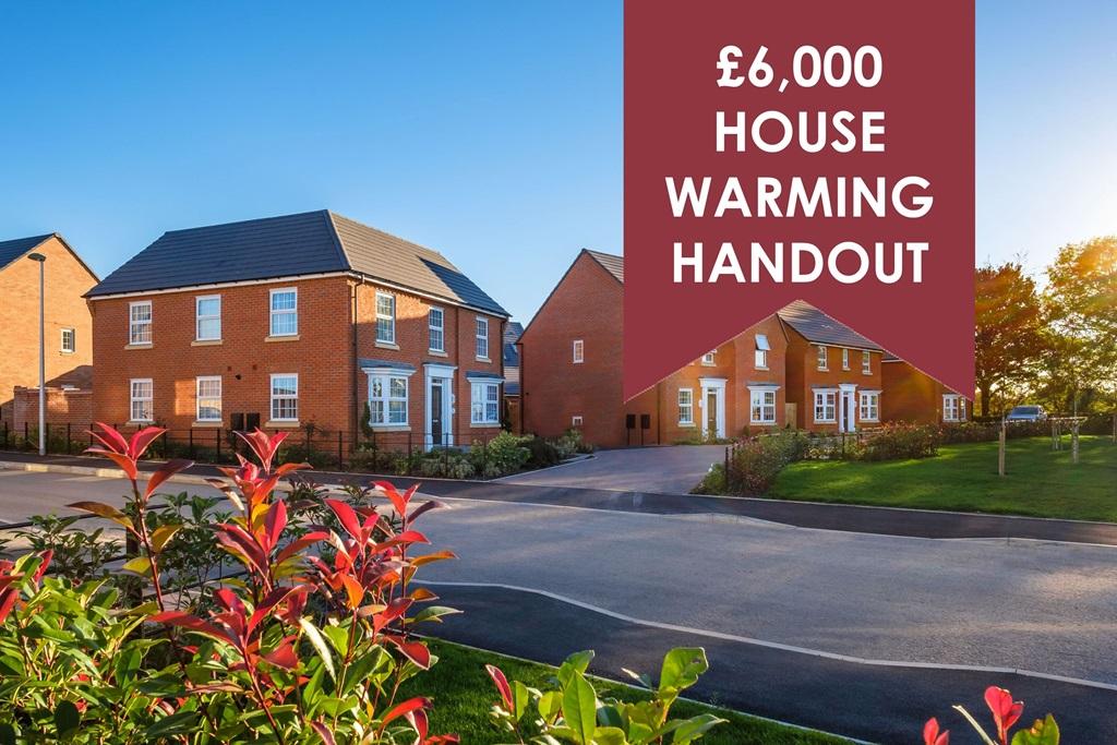 New Build Homes in Market Drayton