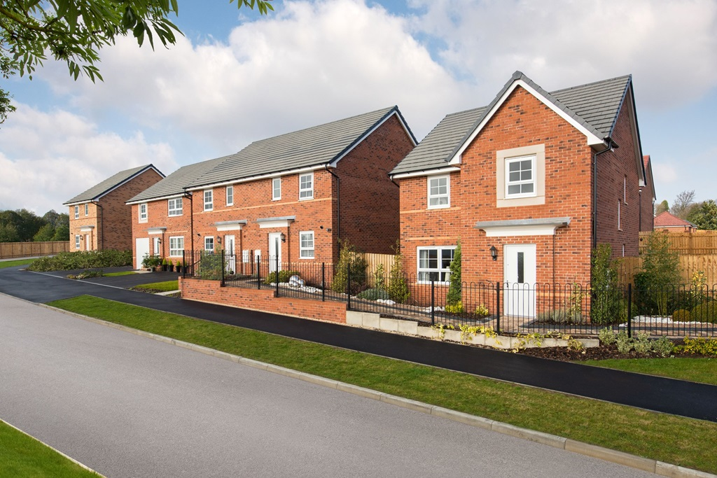New Build Homes in Cudworth