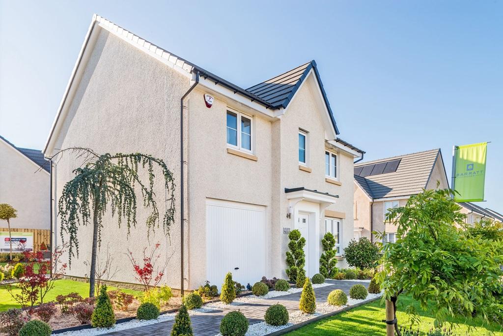New Build Homes in East Kilbride