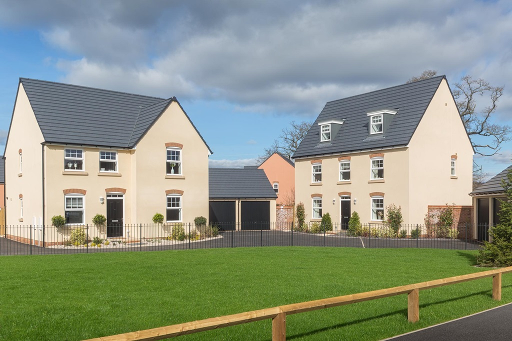 New Build Homes in Monmouth