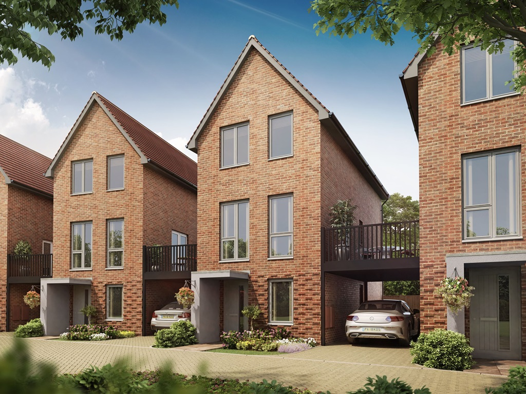 New Build Homes in Kingsnorth