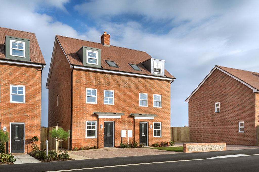 New Build Homes in Berewood