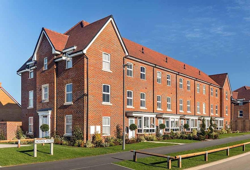 New Build Homes in Aylesbury