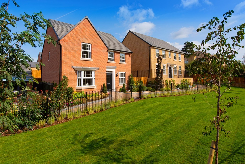 New Build Homes in Tankersley