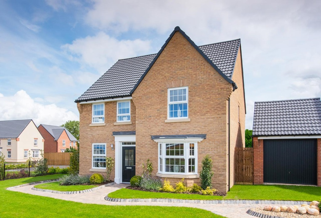 New Build Homes in Wetherby
