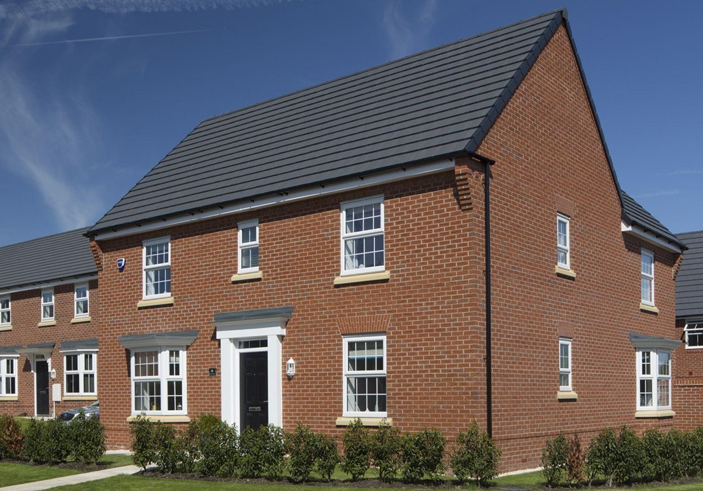 New Build Homes in Elworth