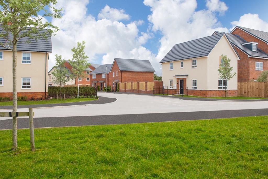 New Build Homes in Ellesmere Port
