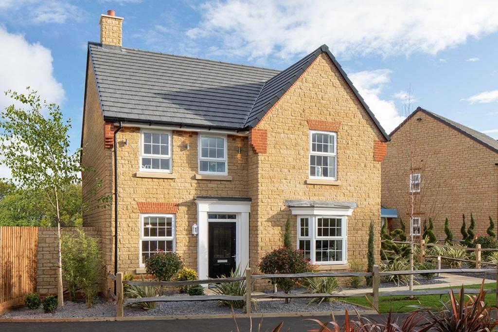New Build Homes in Brockworth